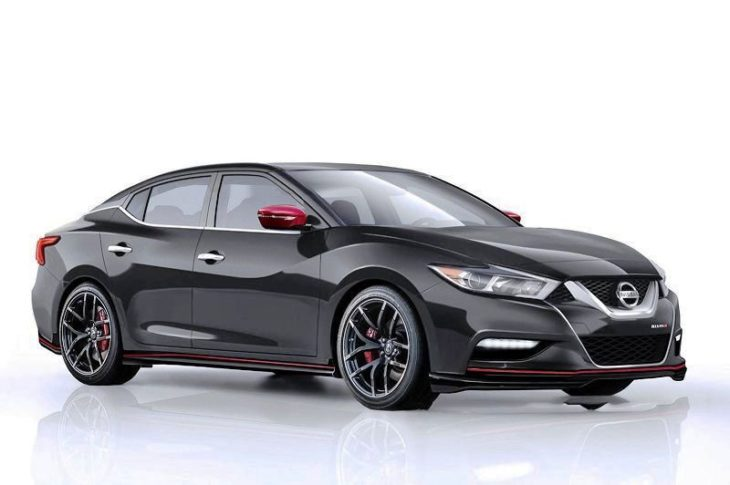 2019 Nissan Maxima 3.5 Platinum Cost Pictures For Sale Colors Redesign Concept