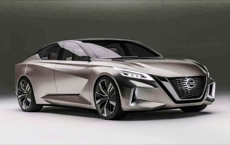 2019 Nissan Maxima Interior Cost Pictures For Sale Colors Redesign Concept