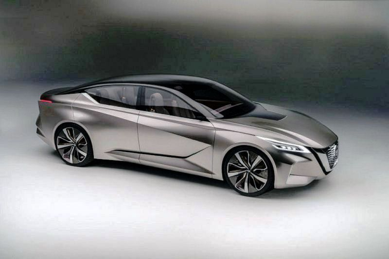 2019 Nissan Maxima Platinum Cost Pictures For Sale Colors Redesign Concept