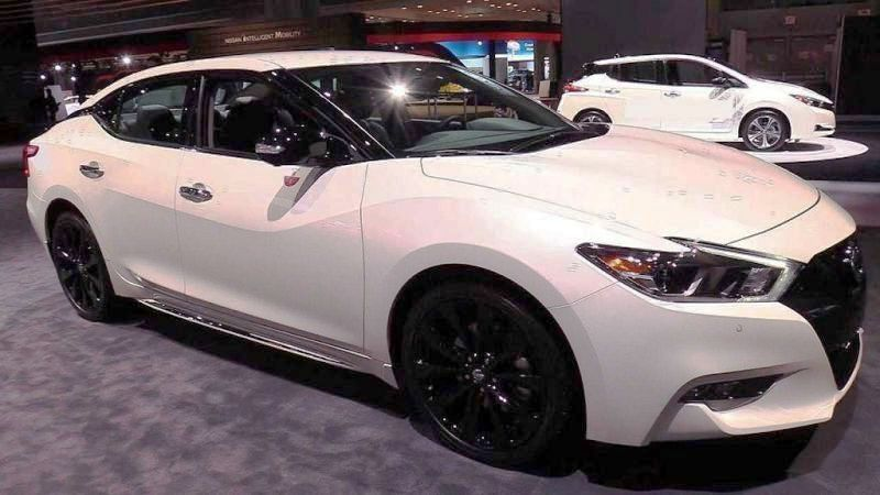 2019 Nissan Maxima Price Cost Pictures For Sale Colors Redesign Concept