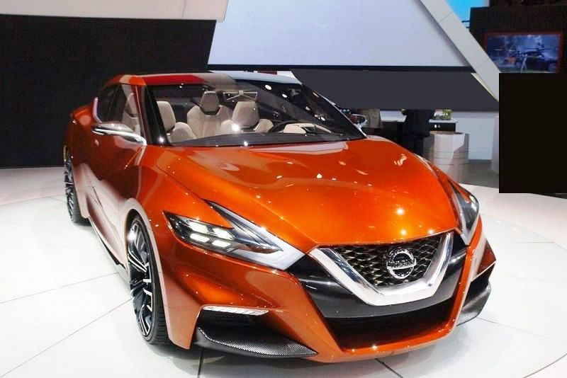 2019 Nissan Maxima Sr Cost Pictures For Sale Colors Redesign Concept
