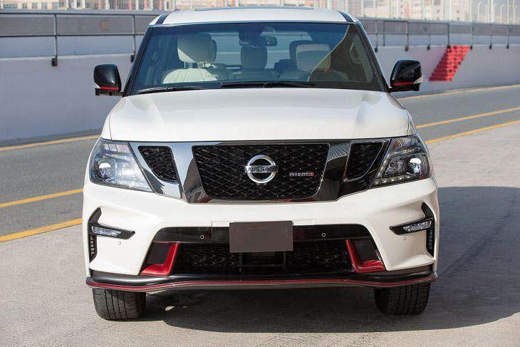 2019 Nissan Patrol Diesel V8 Release Date Interior Colors Specs