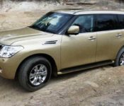 2019 Nissan Patrol Review V8 Release Date Interior Colors Specs