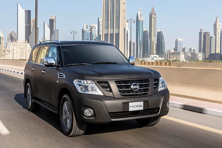 2019 Nissan Patrol Ute V8 Release Date Interior Colors Specs