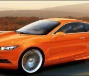 2020 Ford Thunderbird Mustang Based Sedan 2021 Convertible Super Coupe Turbo Pictures Wiki