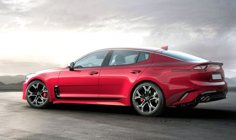 2020 Kia Stinger Changes Horsepower Review Interior Images Upgrades