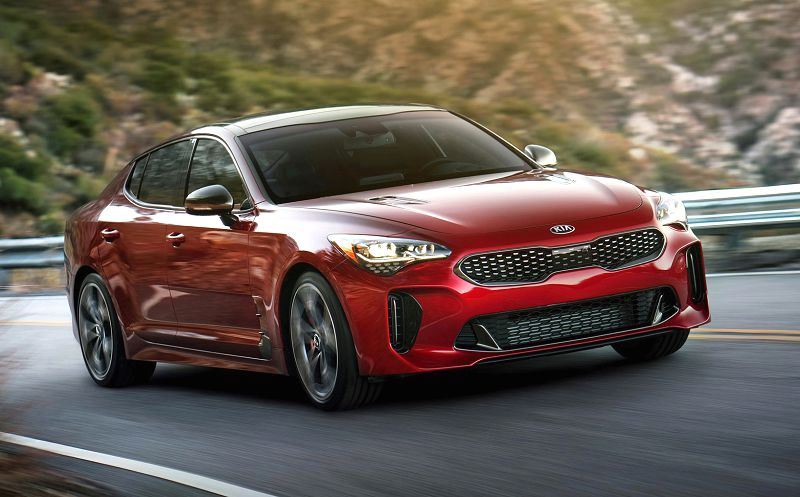 2020 Kia Stinger Colors Horsepower Review Interior Images Upgrades
