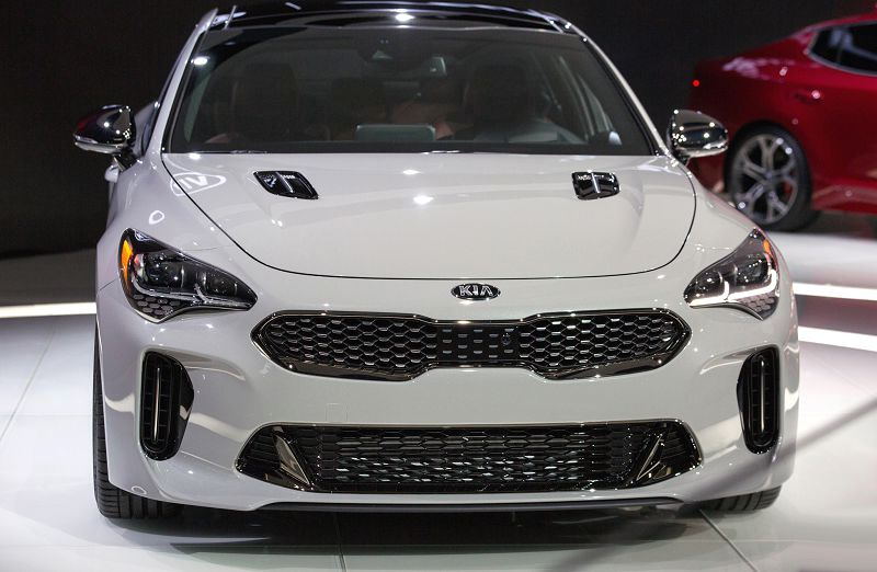 2020 Kia Stinger Gt2 Specs Horsepower Review Interior Images Upgrades