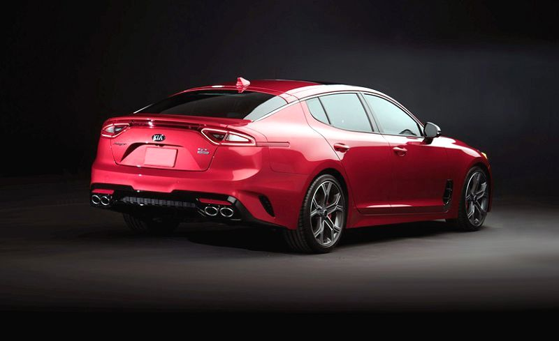 2020 Kia Stinger Price Horsepower Review Interior Images Upgrades