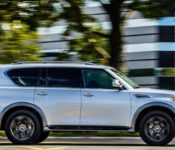 2020 Nissan Armada Apple Carplay Redesign Reviews Pictures Lease Specials Cost 4wd