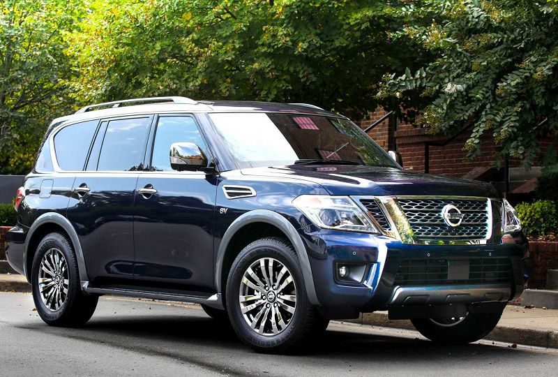 2020 Nissan Armada Diesel Redesign Reviews Pictures Lease Specials Cost 4wd