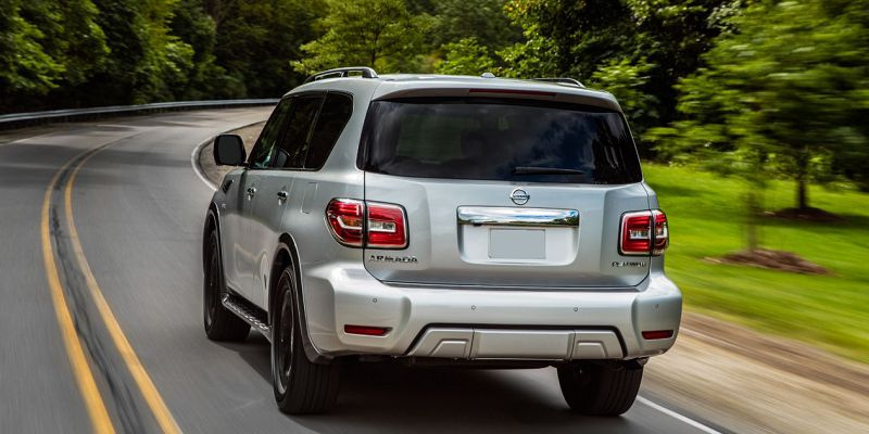 2020 Nissan Armada Platinum Reserve Redesign Reviews Pictures Lease Specials Cost 4wd
