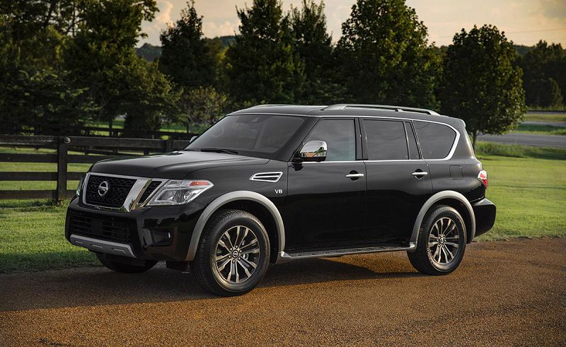 2020 Nissan Armada Price Redesign Reviews Pictures Lease Specials Cost 4wd