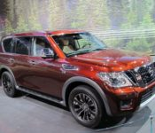 2020 Nissan Armada Release Date Redesign Reviews Pictures Lease Specials Cost 4wd