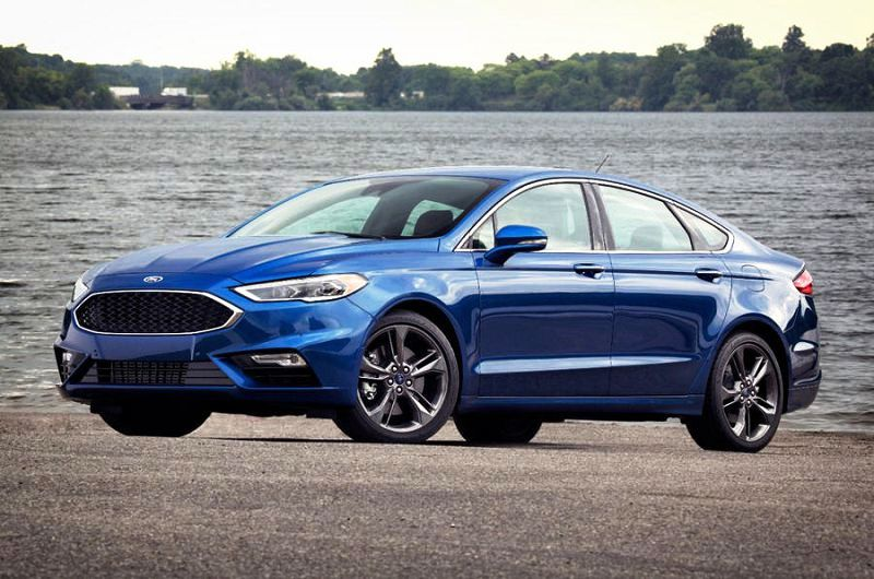 Ford Fusion 2020 Colors Mpg Specs Horsepower Gas Mileage Features Release Date
