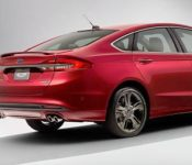 Ford Fusion 2020 Interior Mpg Specs Horsepower Gas Mileage Features Release Date