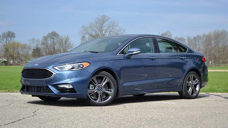 Ford Fusion 2020 Review Mpg Specs Horsepower Gas Mileage Features Release Date