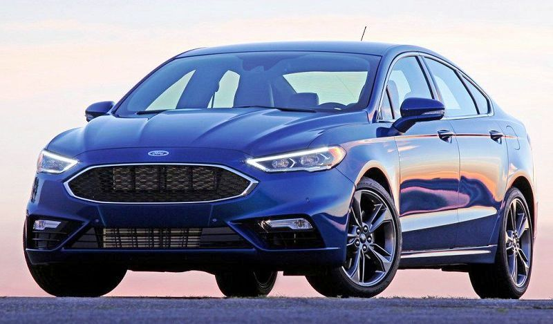 Ford Fusion 2020 Sport Mpg Specs Horse Gas Mileage Features Release Date