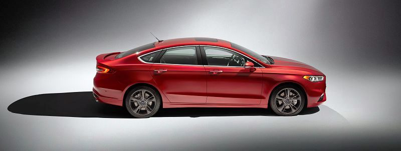 Ford Fusion 2020 Titanium Mpg Specs Horsepower Gas Mileage Features Release Date