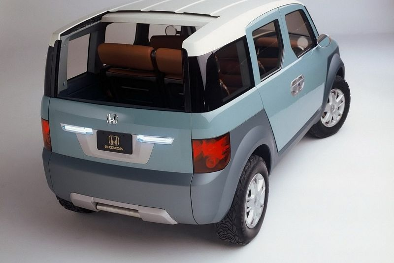 Honda Element Release Date Camper Colors Interior Canada Specs Pictures Mpg Msrp