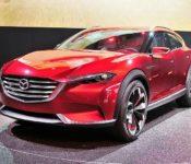 Mazda Koeru 2017 2019 Interior Crossover Spy Photos Price