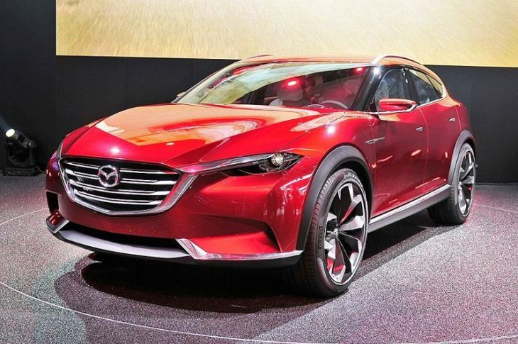 Mazda Koeru 2017 2019 Interior Crossover Spy Photos Price