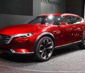 Mazda Koeru 2018 2019 Interior Crossover Spy Photos Price