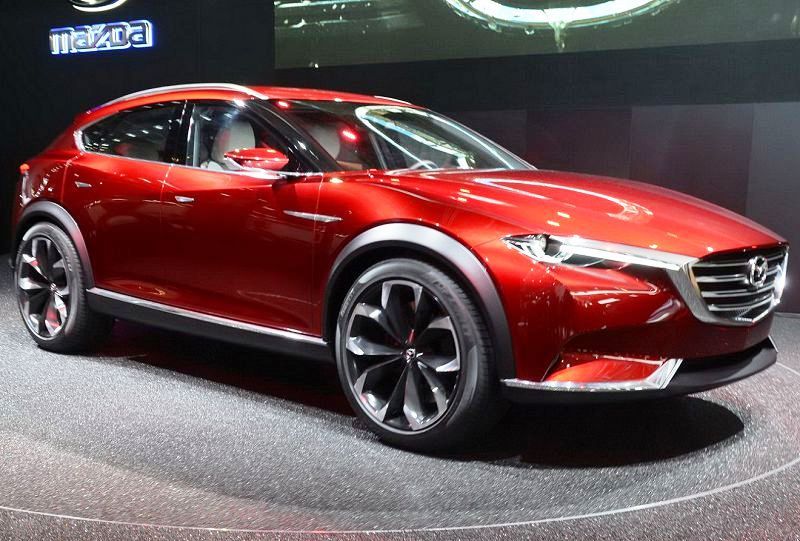 Mazda Koeru 2019 Interior Crossover Price