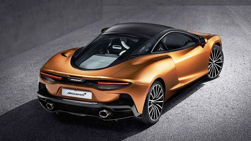 Mclaren 570 Gt 2019 Reveal Interior Doors Msrp Horsepower News Cost