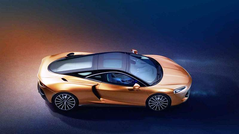 Mclaren Gt Price 2019 Reveal Interior Doors Msrp Horsepower News Cost
