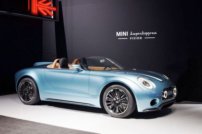 Mini Superleggera 2018 2019 Release Date Concept Cost News Length