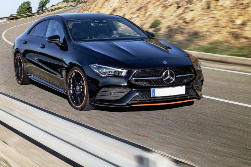 New Cla 250 Coupe 2019 Interior Review Dimensions Amg