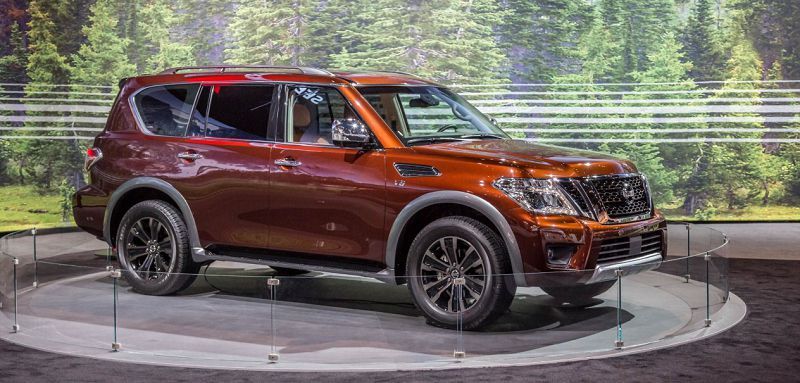 Nissan Armada 2020 Colors Redesign Reviews Pictures Lease Specials Cost 4wd