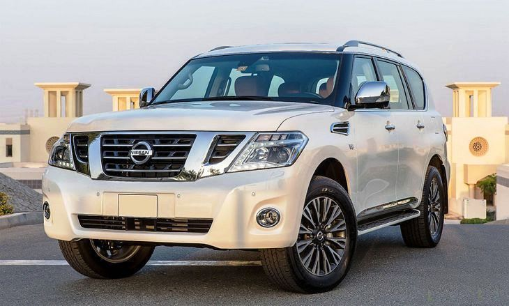 Nissan Patrol 2017 2019 V8 Release Date Interior Colors Specs