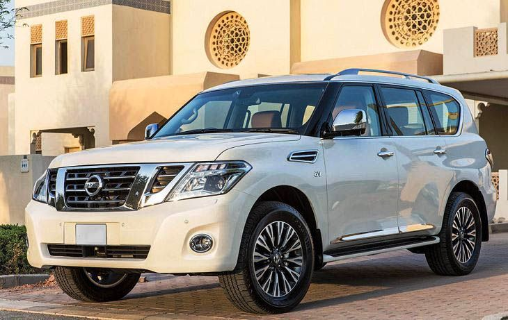 Nissan Patrol Specifications 2019 V8 Release Date Interior Colors Specs