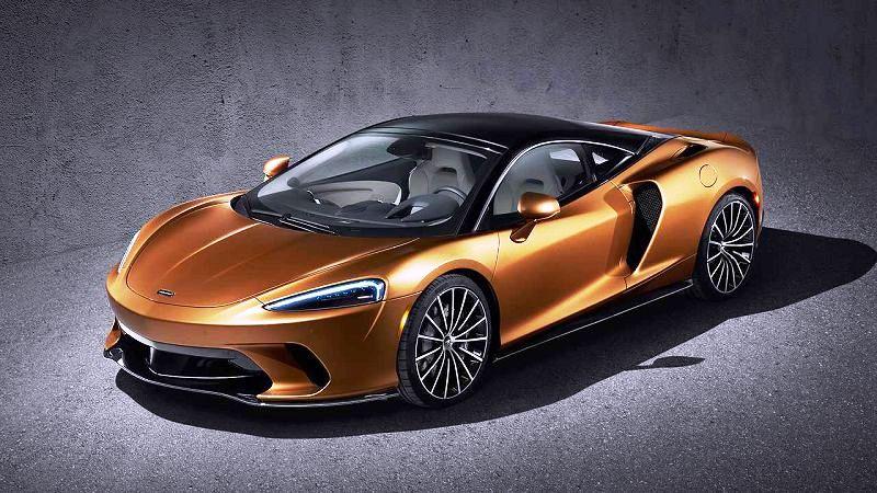 Pure Mclaren Gt Series 2019 Reveal Interior Doors Msrp Horsepower News Cost