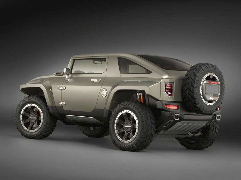 Hummer H4 Gas Mileage Top Speed Pictures Pickup Truck Campers Images Mpg