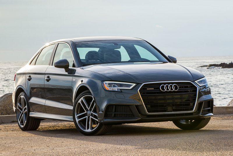 2019 Audi A3 Sedan Fiyat Listesi Fwd 2.0t Premium Dimensions