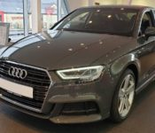 2019 Audi A3 Sedan Inceleme 2.0 Tfsi Dynamic