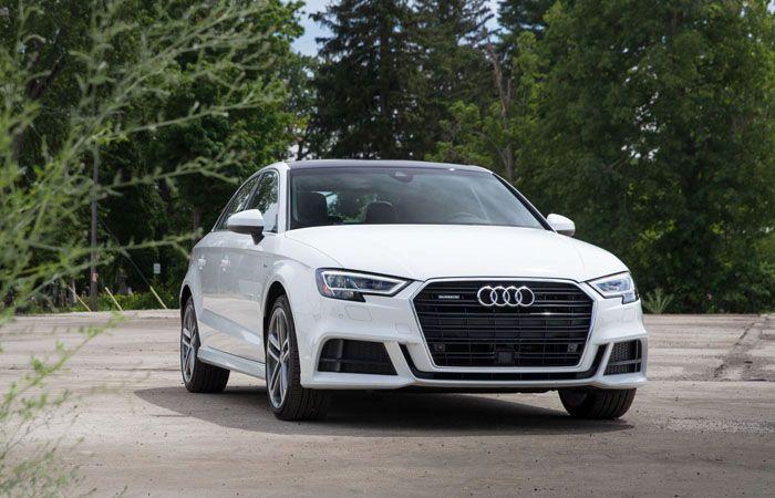 2019 Audi A3 Sedan Sport Gas Mileage S Line India