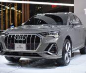 2019 Audi Q3 Sportback Komfort Technik Pov Chronos Grey