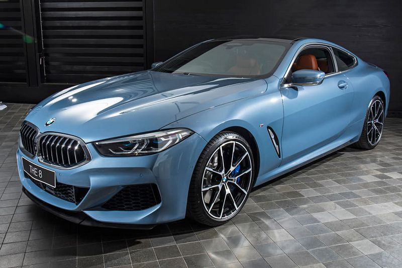 2019 Bmw 8 For Sale Xdrive Xi Series M Xdrive Coupe