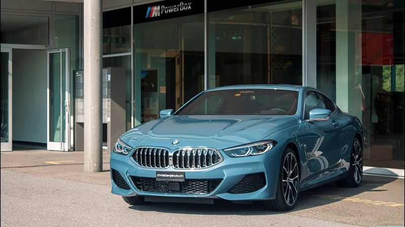 2019 Bmw 8 Series Convertible M Xdrive Sedan Review Review
