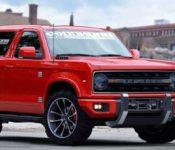2019 Ford Bronco Spy Photos Raptor News Specs Ii