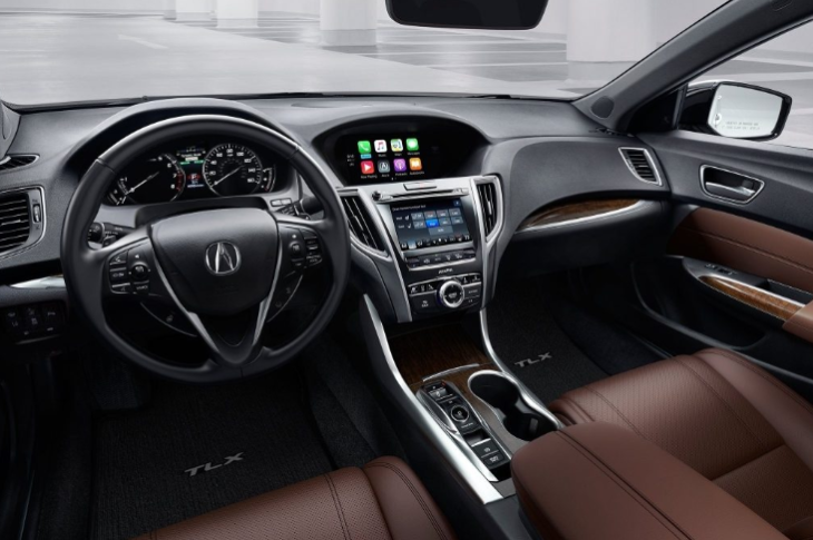 2020 Acura Tlx Type S Horsepower Interior