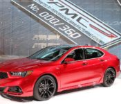 2020 Acura Tlx Type S Manual Specs