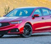 2020 Acura Tlx Type S Sh Awd Spy Shots