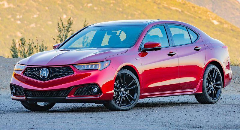2020 Acura Tlx Type S Sh Awd Spy Shots