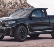 2020 Bmw Pickup Truck M3 M5 Mini X7 X2 330i