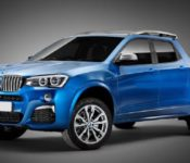 2020 Bmw Pickup Truck Price New For Sale Interior